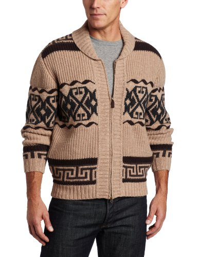 Where to Buy the Big Lebowski Sweater: Cardigan Style