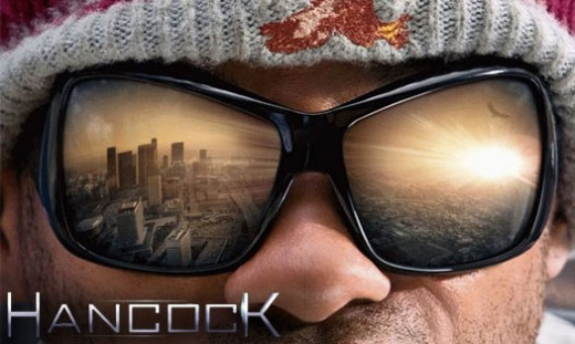 Will Smith wearing the Fitovers Eyewear Navigator Sunglasses in the movie Hancock